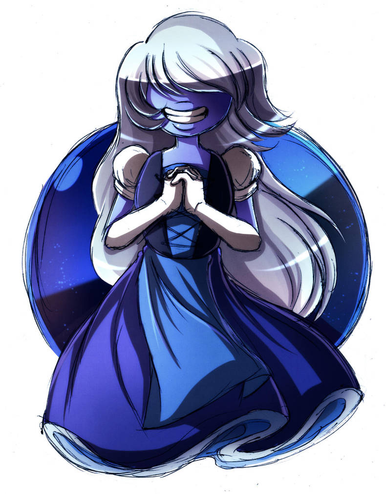 I loved the last SU episode, Sapphire is so cool!