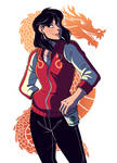 Modern Mulan by Takeuchi15