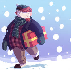 Snowy Day by Takeuchi15