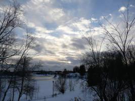 WinterTime Wonderland by Deena-Lee-Sauve