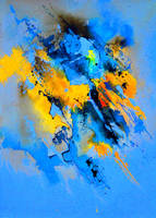 abstract watercolour 4110213 by pledent
