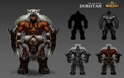 The Iron Horde - DUROTAN by DeadManAwake