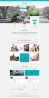 imbus a Simple PSD Template by the-webdesign