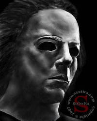 Michael Myers 1978 by ScOttRa
