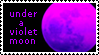 Stamp - Under a Violet Moon by bibiana-tenebra