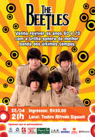 The Bettles Poster by bibiana-tenebra