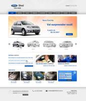 Ford Divel by bibiana-tenebra