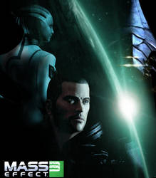Mass Effect 3 - Stand By Me by IndigoWolfe