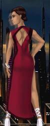 Stripper Heels by IndigoWolfe