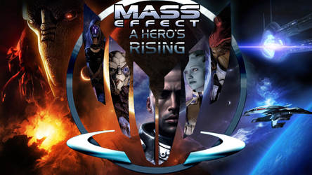 Mass Effect: A Hero's Rising by IndigoWolfe