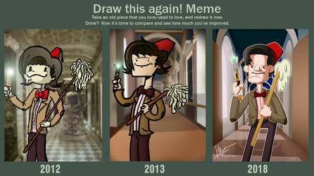 Before and After 2012-2018 by harrisonb32