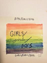 girls/girls/boys by dankochan317