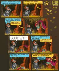 Weekly Comic #12 by BossLeBlanc