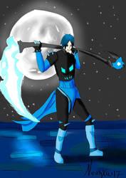 Ciel Deathstalker Armor by W1shmaker