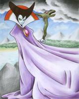 King Dragon by Cesar-Hernandez