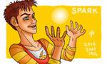 Marvel, Spark by Cesar-Hernandez