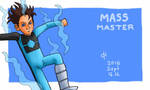 Marvel, Mass Master by Cesar-Hernandez
