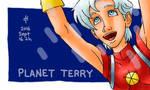 Marvel, Planet Terry by Cesar-Hernandez