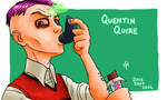 Marvel, Quentin Quire by Cesar-Hernandez