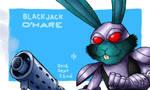 Marvel, Blackjack O'Hare by Cesar-Hernandez
