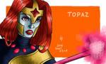 Marvel, Topaz by Cesar-Hernandez