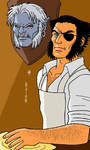 Commission 0045, Wolverine by Cesar-Hernandez