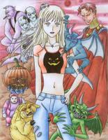 Halloween Magik by Cesar-Hernandez