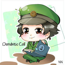 Dendritic Cell  by NeruenNg