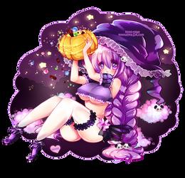 Sweet Halloween! 2016 by KotoNyan