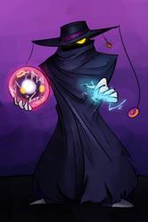 evil boi by LadyDestinyWeb
