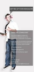 Liana TaxConsultant's Brochure by oliviaariferiani