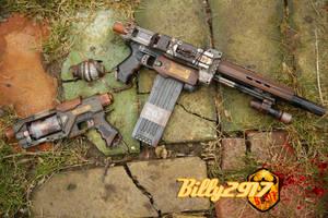 zombie nerf by billy2917