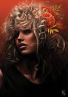 Miss Autumn by AnetaChalimoniuk