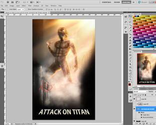 AOT-poster-screen by AnetaChalimoniuk