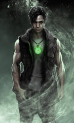 Chronomancy Hero by AnetaChalimoniuk