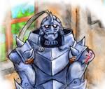 My Alphonse Elric by Gagurum
