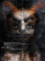 Satan's Portrait by goldstyles