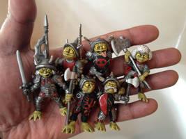 Goblins of Labyrinth by El-Macho-Muchacho