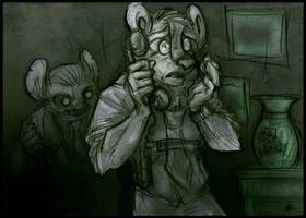 Jack, I found him! Chesapeake Ripper... by FortunataFox