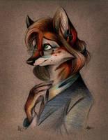 Clarice. by FortunataFox