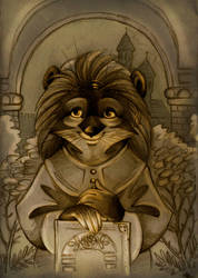 Abbots of Redwall.Ru - Abbess Tansy. by FortunataFox