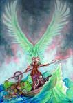 GoaT - Thunderbird by FortunataFox