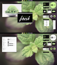 Minty Fresh. [PC Screenshot] by jlynnxx