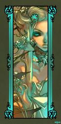 Turquoise by Fabio-Barboni