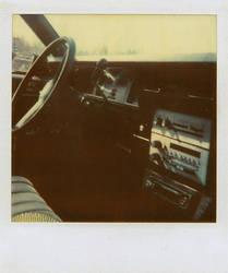 first polaroid by Eiwa