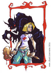 Buffy the Vampire Slayer by DustinEvans