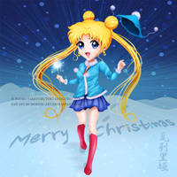 Merry Christmas! by mornie-art