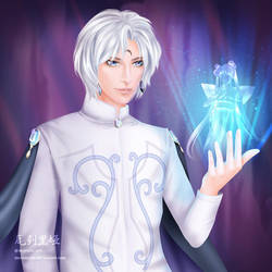 Prince Diamond by mornie-art