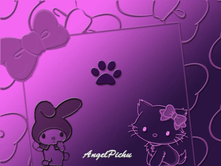 Hello Kitty Wallpaper By Xangelpichu On Deviantart