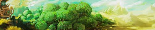 enviornmental ramble by WanderingInPixels